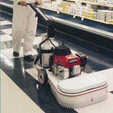 Polivac ST2100 Gas Floor Stripping Machine
