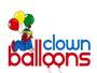 Clown Balloons | Custom Printed Balloons Australia