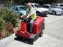 RCM Atom Plus Rider Sweeper