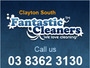Cleaners Clayton South
