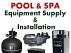 Swimming Pool and Spa Products