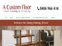 A Custom Floor
