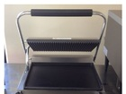 NKE 6 Slice Commercial Sandwich Press Contact Grill