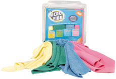 Micro Fibre Cleaning Cloth Set