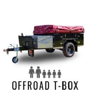 MDC Camper Trailers and Off Road Caravans (North Geelong