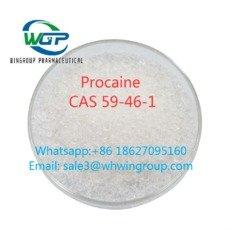 Procaine Hci CAS 51-05-8 CAS 59-46-1 Procaine