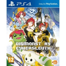 Digimon Story Cyber Sleuth PS4 Games