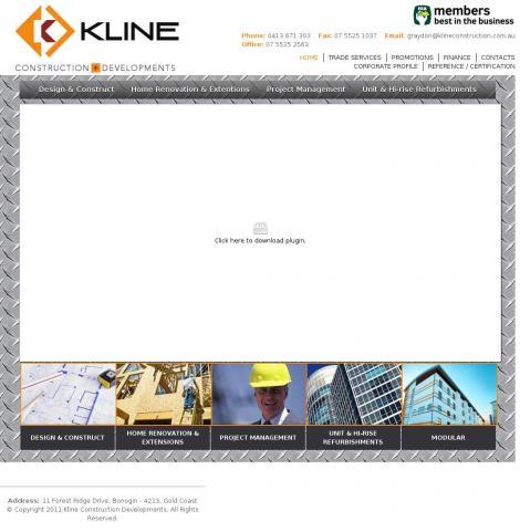 Kline Constructions - Gold Coast Builders