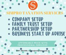 Services we offer: