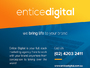 Entice Digital - Web Design & Digital Marketing