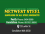 Metwest Steel - Suppliers of All Steel Products