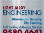 Light Alloy Engineering