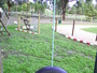 Vertical tyre Swing