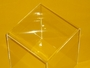 Clear acrylic boxes
