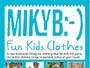 MikyB Fun Kids Clothes