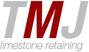 TMJ Limestone Retaining Walls