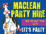 Maclean Party Hire