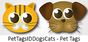 PetTagsIDDogsCats - Pet Tags