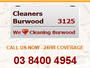 Burwood Cleaners